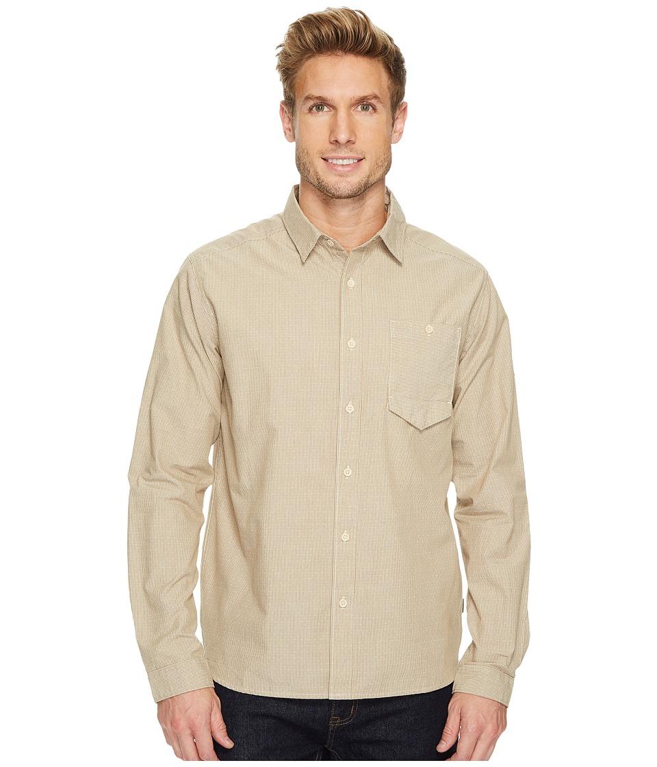 Mountain Hardwear Foreman Long Sleeve Shirt (Sandstorm) Men