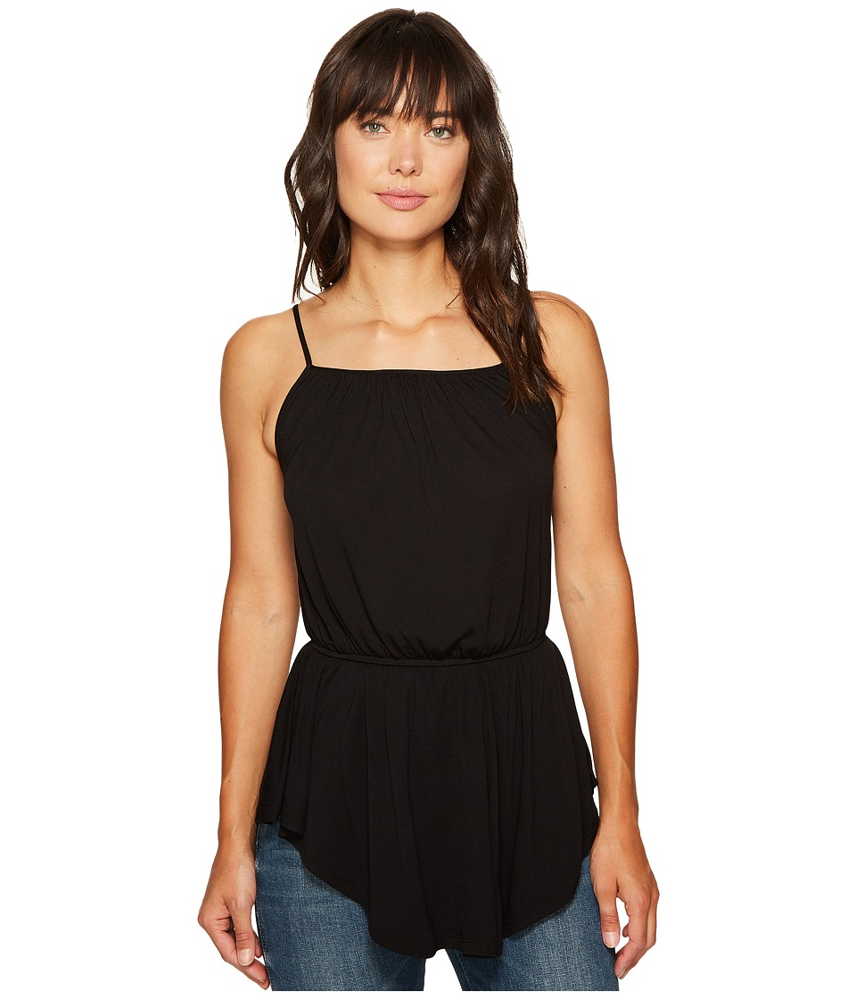 Jack by BB Dakota - Sebastian Rayon Jersey Tunic (Black) Women's Clothing