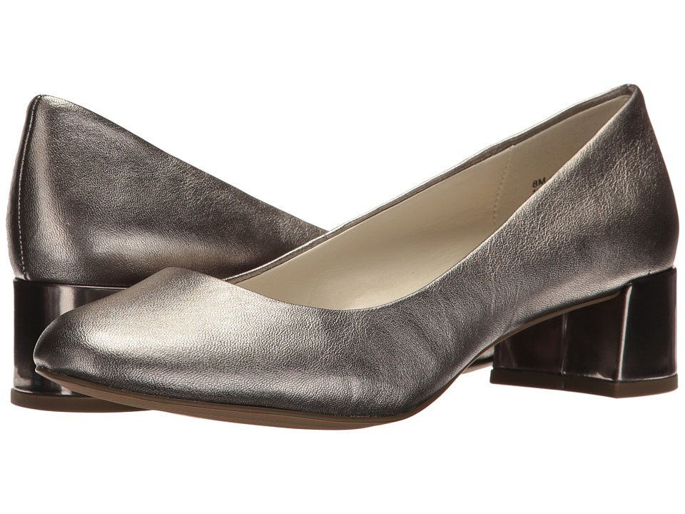 Anne Klein Hallie (Pewter Leather) Women