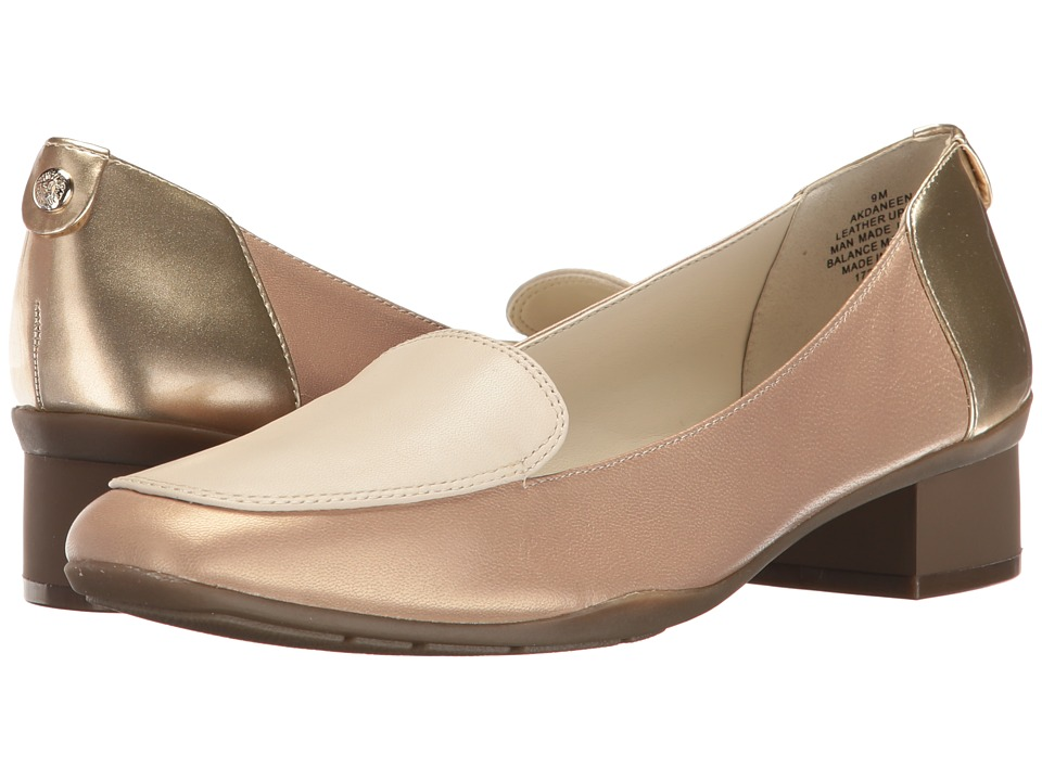 Anne Klein - Daneen (Light Natural Multi Leather) Women's Shoes