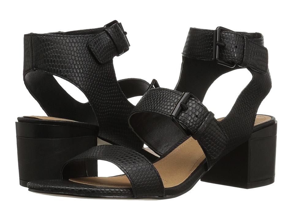 Tahari - Dalton (Black Karrung/Calf) High Heels