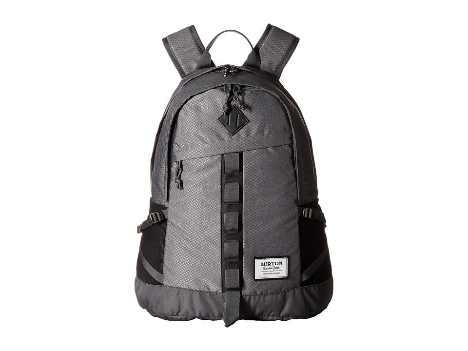 Burton Cadet Pack (Faded Diamond Rip) Backpack Bags
