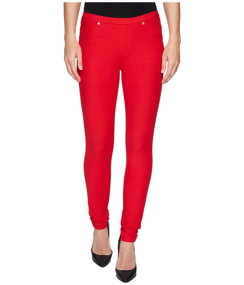 MICHAEL Michael Kors Pull-On Leggings (True Red) Women