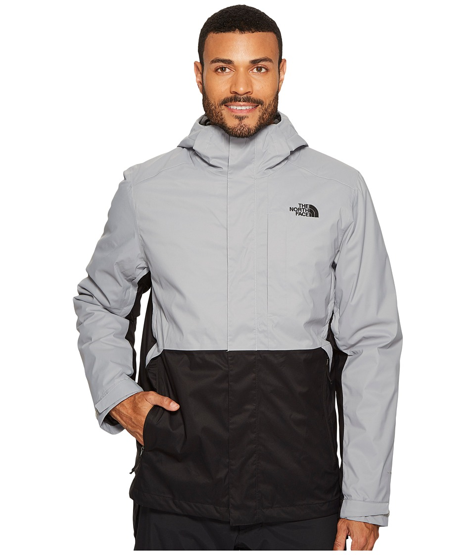 The North Face Altier Down Triclimate Jacket (Monument Grey/TNF Black) Men