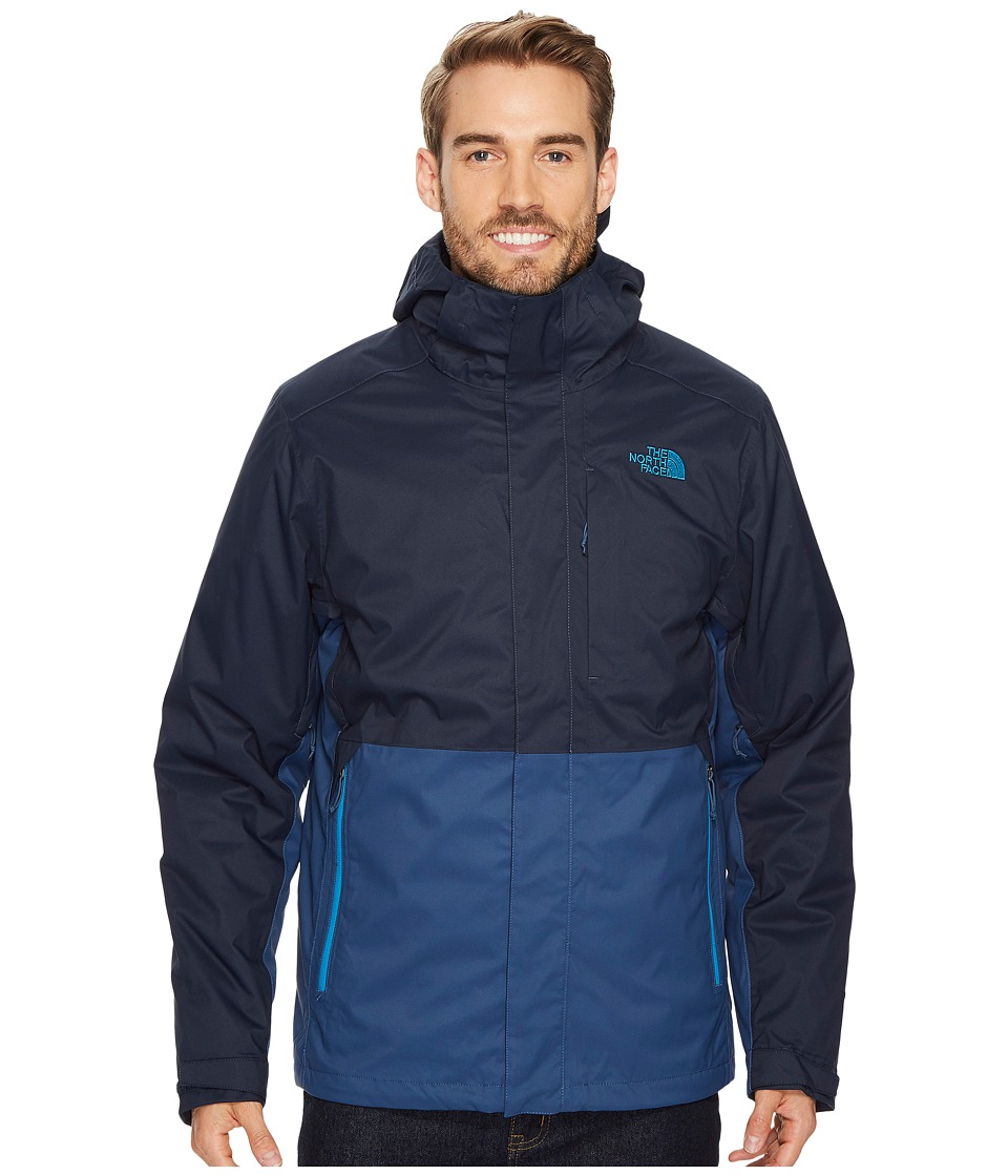 The North Face Altier Down Triclimate Jacket (Urban Navy/Shady Blue) Men