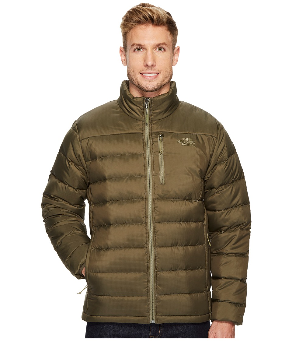 The North Face Aconcagua Jacket (New Taupe Green) Men