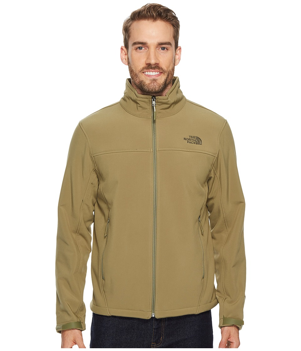 The North Face Apex Chromium Thermal Jacket (Burnt Olive Green/Burnt Olive Green) Men