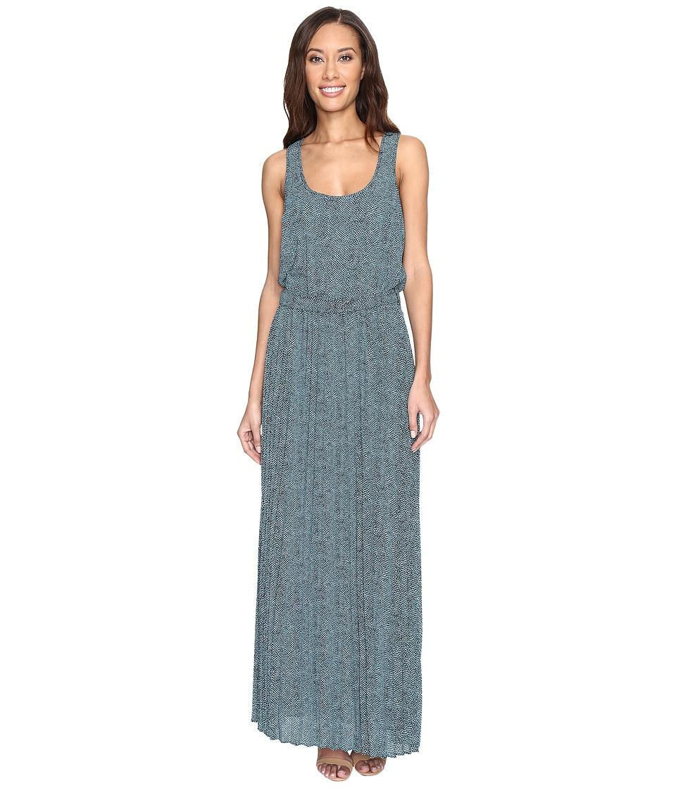 MICHAEL Michael Kors - Stingray Tank Dress (Turquoise) Women's Dress