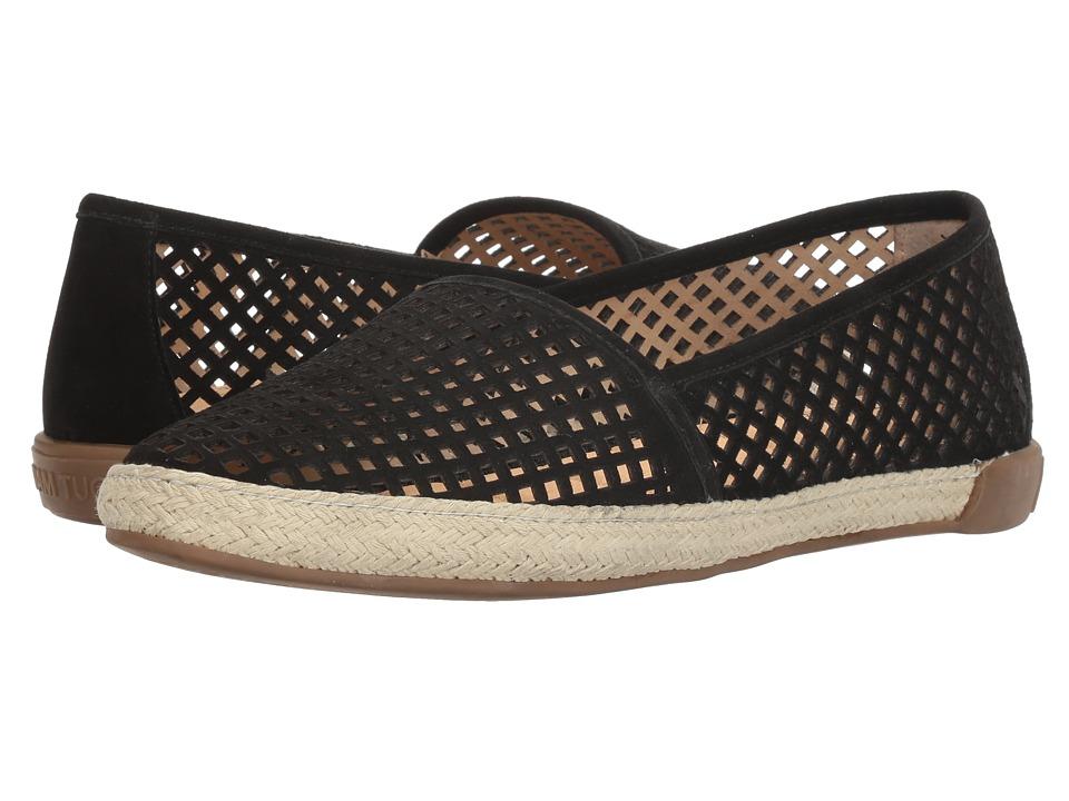 Me Too - Adam Tucker Milo 14 (Black Suede) Women's Sandals