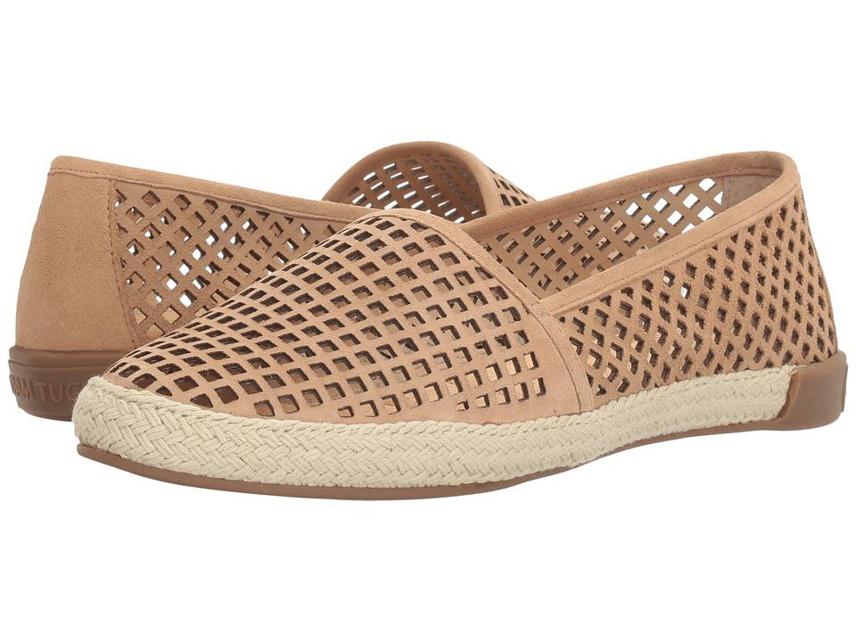 Me Too - Adam Tucker Milo 14 (Cappuccino Suede) Women's Sandals