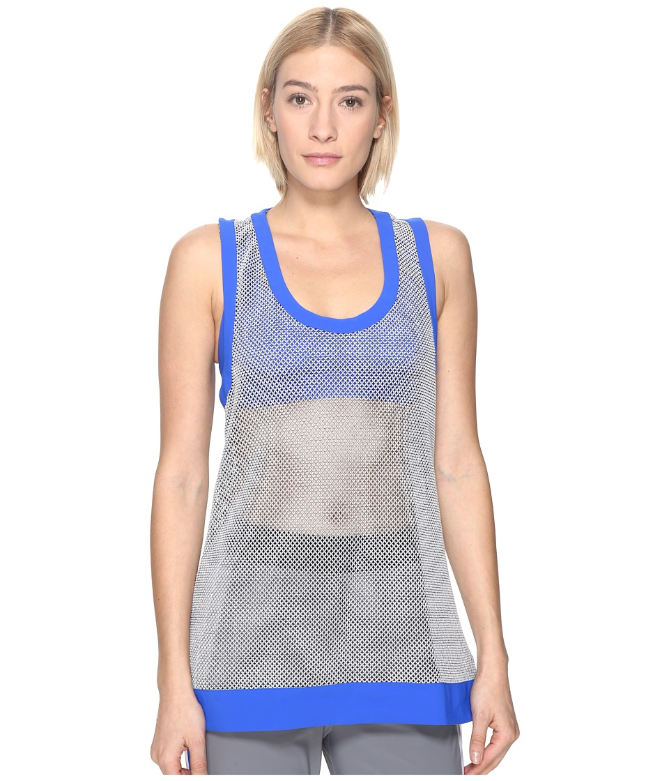 NO KA'OI - Mea Sleeveless (Black/White/Royal) Women's Sleeveless