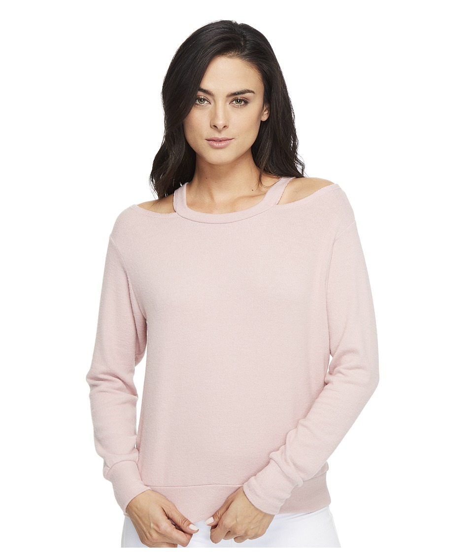 LNA - Bolero Sweater (Crystal Rose) Women's Sweater