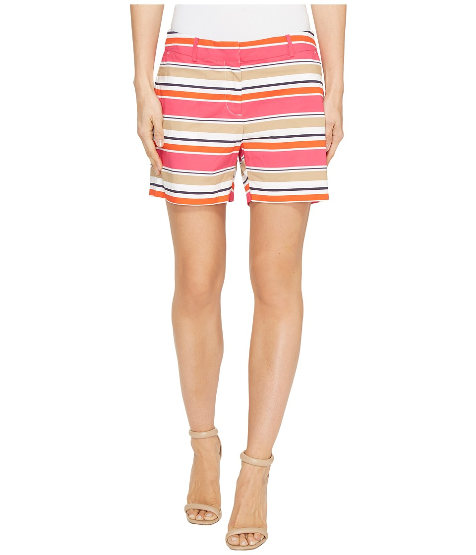 MICHAEL Michael Kors - Madison Multi Shorts (Electric Pink) Women's Shorts