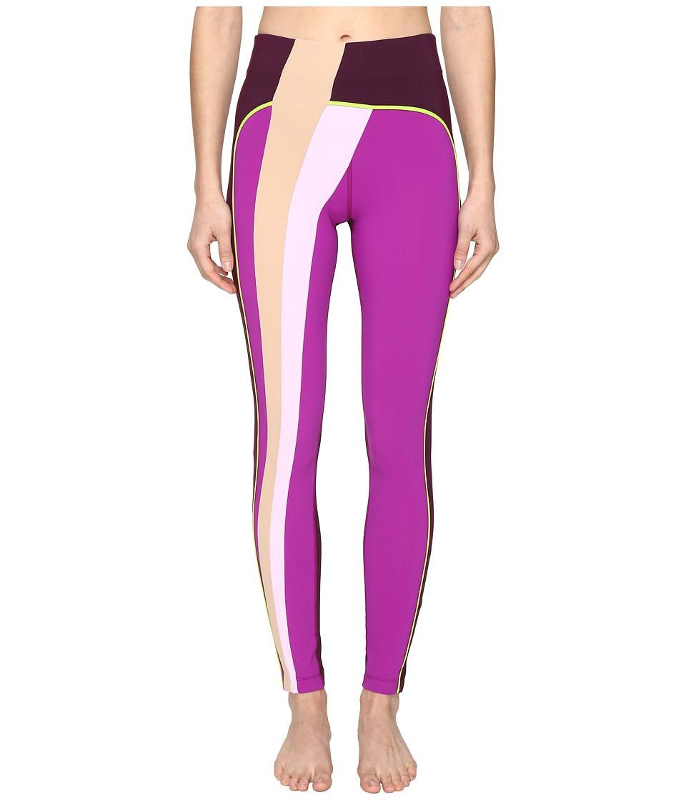 NO KA'OI - Kina Leggings (Multicolor 50) Women's Casual Pants