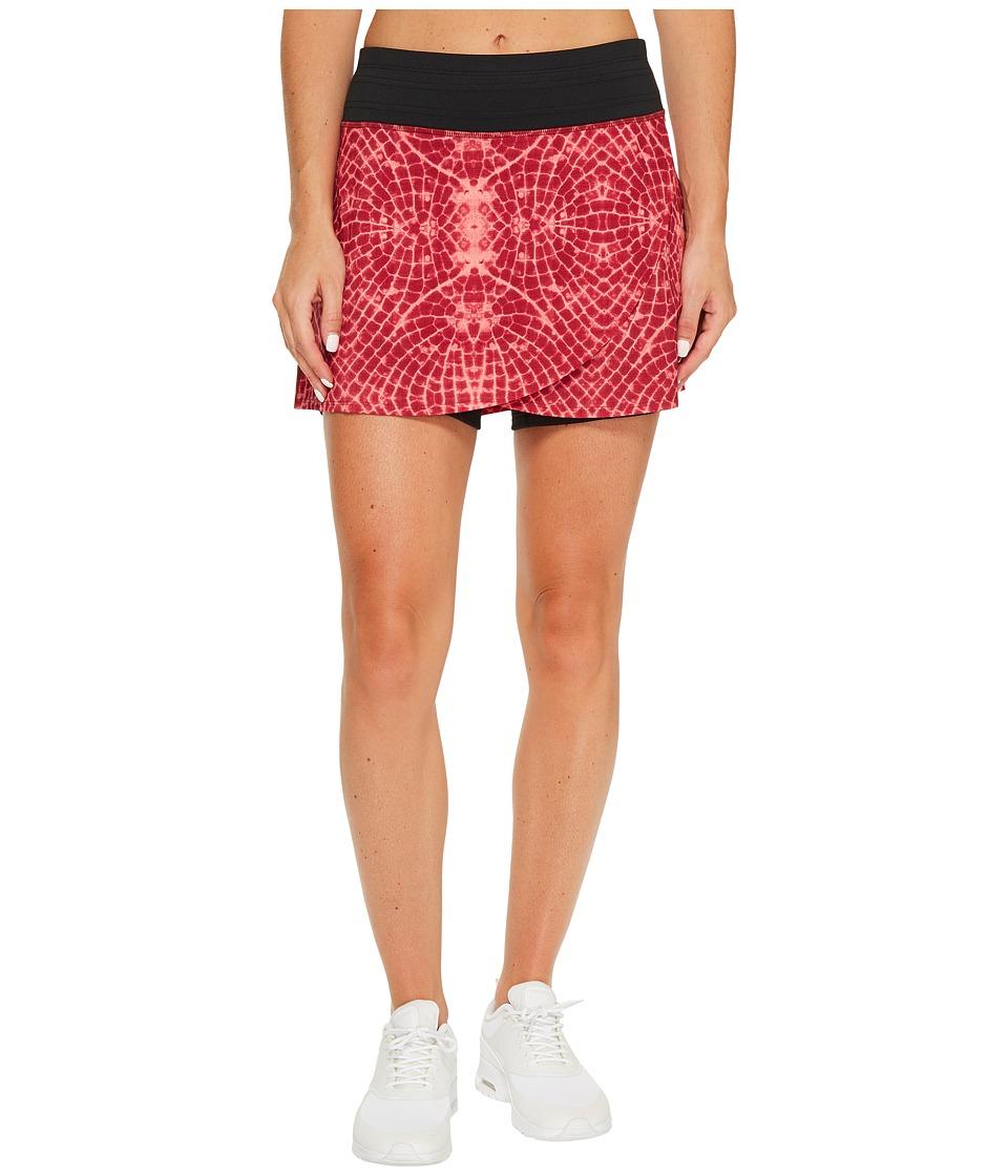 Skirt Sports Hover Skirt (Flyaway Print) Women