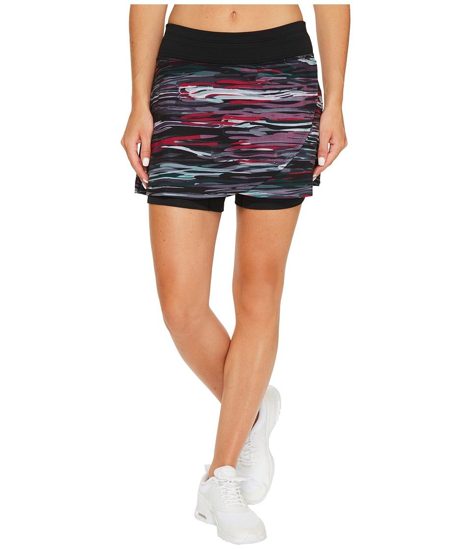 Skirt Sports Hover Skirt (Romance Print) Women