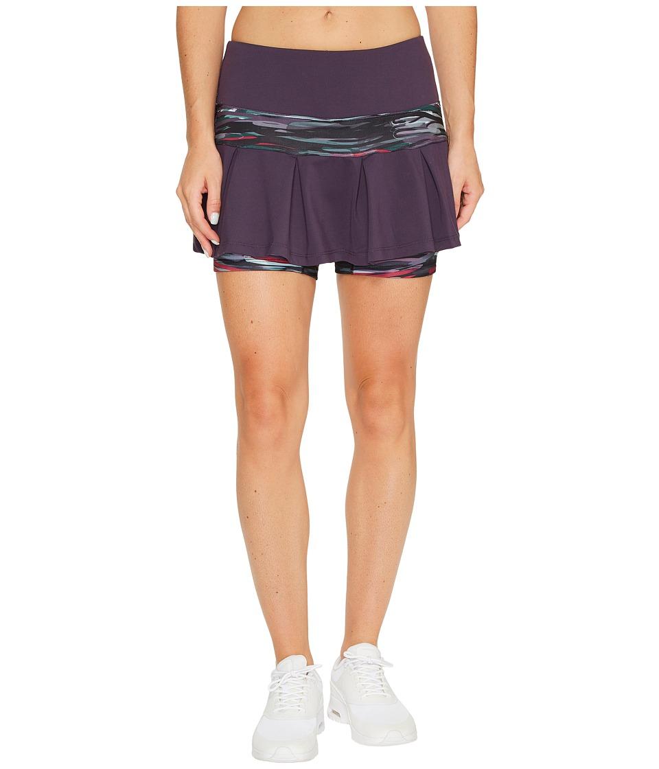 Skirt Sports Lioness Skirt (Mulberry/Romance Print) Women