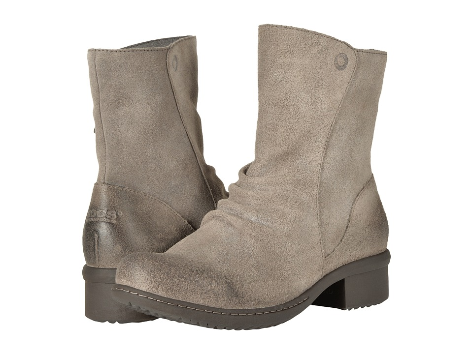 Bogs Auburn Leather (Taupe) Women