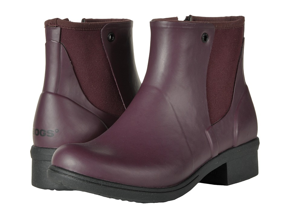 Bogs Auburn Rubber (Wine) Women