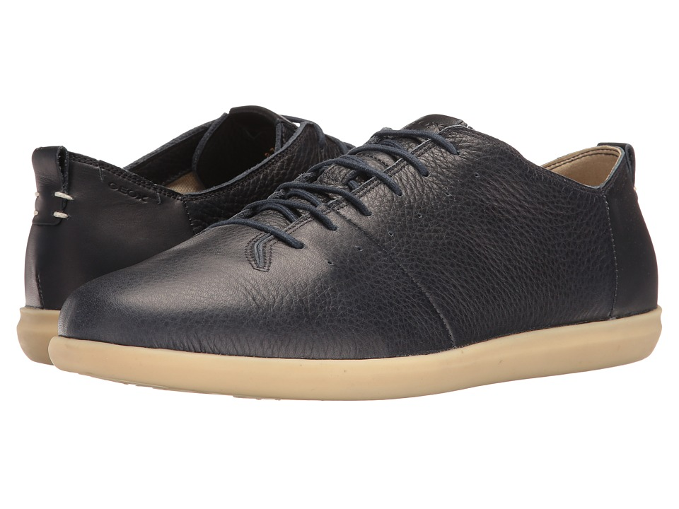 Geox - M NEW DO 1 (Navy) Men's Lace up casual Shoes