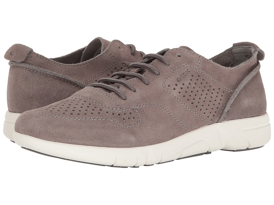 Geox - M BRATTLEY 2 (Anthracite) Men's Lace up casual Shoes
