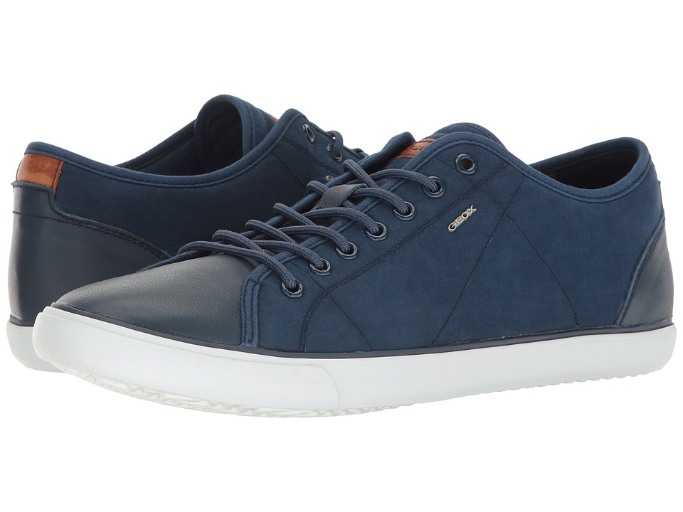 Geox - M SMART 73 (Dark Royal) Men's Lace up casual Shoes