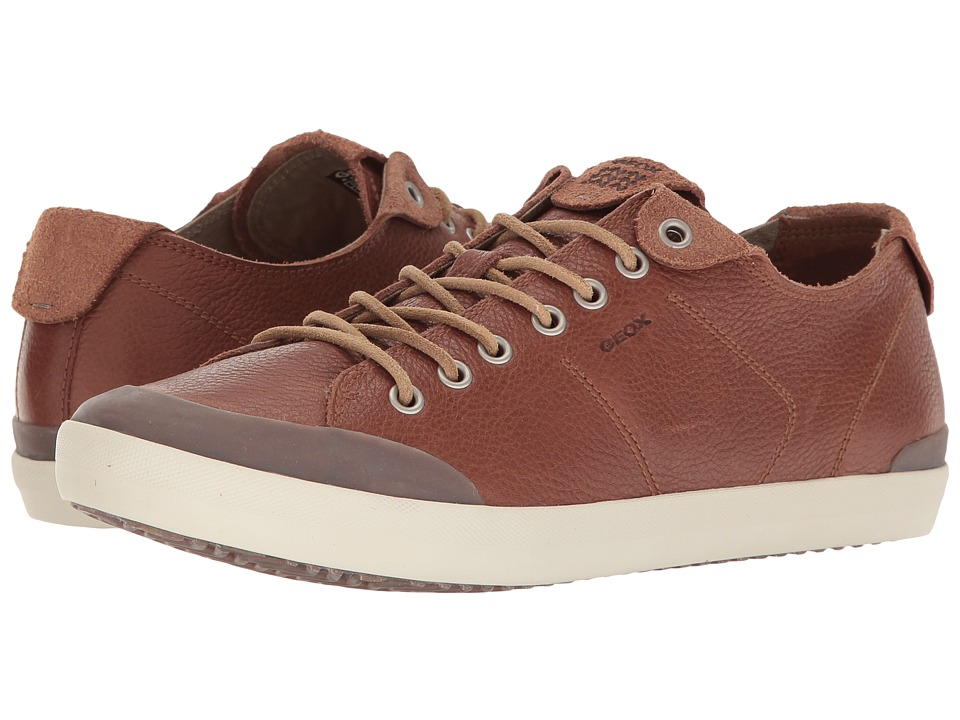 Geox - M SMART 74 (Brown Cotto) Men's Lace up casual Shoes