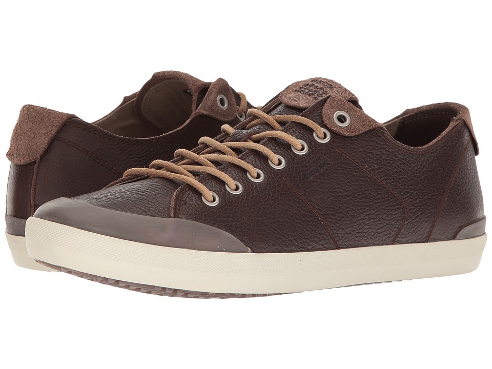 Geox - M SMART 74 (Chocolate) Men's Lace up casual Shoes