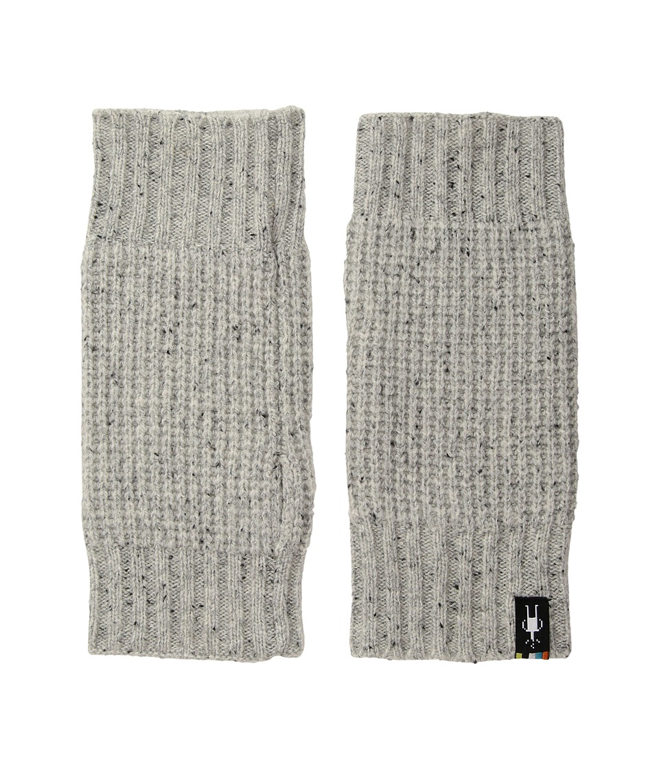 Smartwool Larimer Hand Warmer (Winter White Donegal) Extreme Cold Weather Gloves