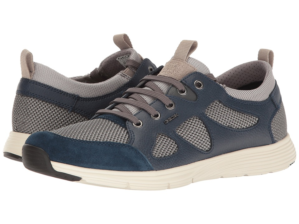 Geox M SNAPISH 1 (Rock/Dark Royal) Men