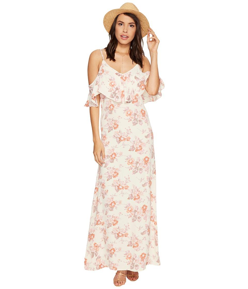 Flynn Skye - Dreamy Dress (Cream Blossoms) Women's Dress