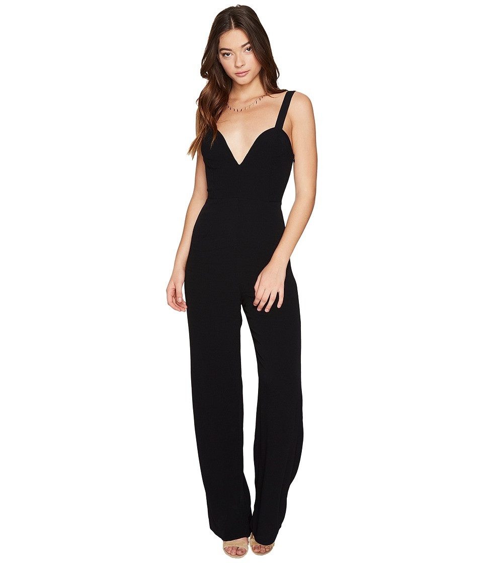 Flynn Skye - Ariel Jumper (Black) Women's Jumpsuit & Rompers One Piece
