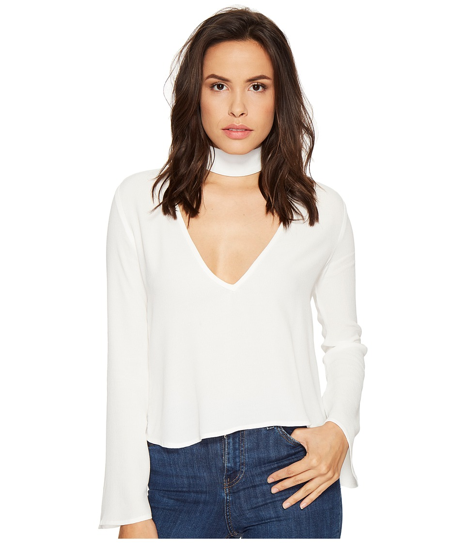 Flynn Skye - Memphis Top (White) Women's Clothing
