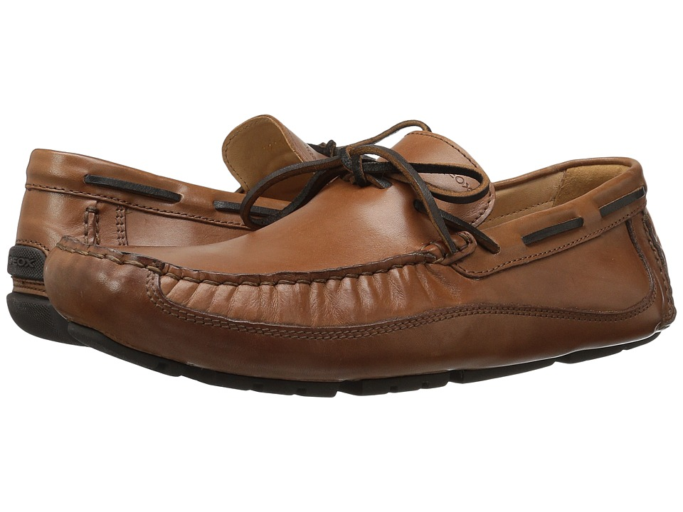 Geox M MELBOURNE 3 (Cognac) Men