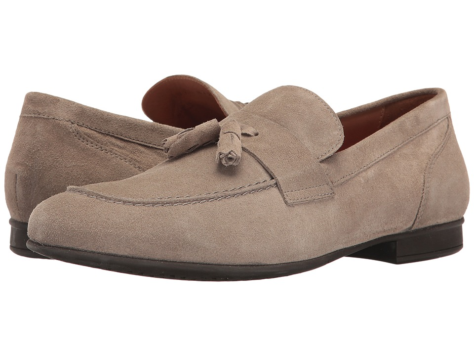 Geox - M WILBURG 1 (Taupe) Men's Slip on Shoes