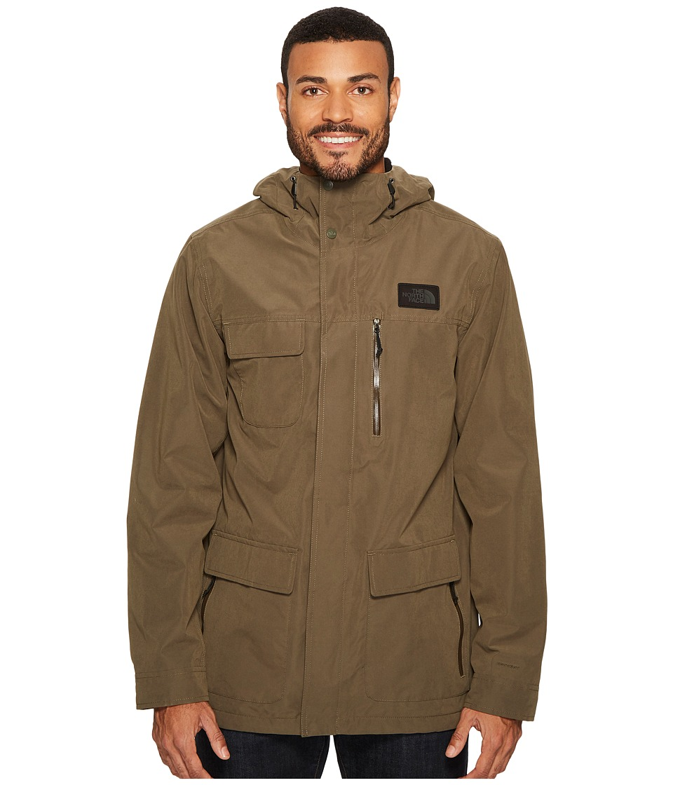 The North Face Cuchillo Parka (New Taupe Green) Men