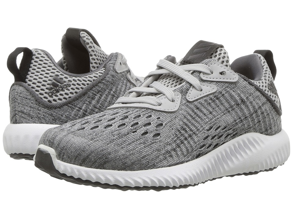 adidas Kids Alphabounce EM C (Little Kid) (Grey Five/Grey Two/