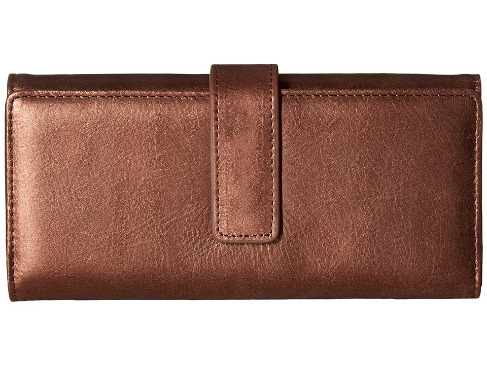 Liebeskind - Leonie (Cognac 1) Wallet Handbags