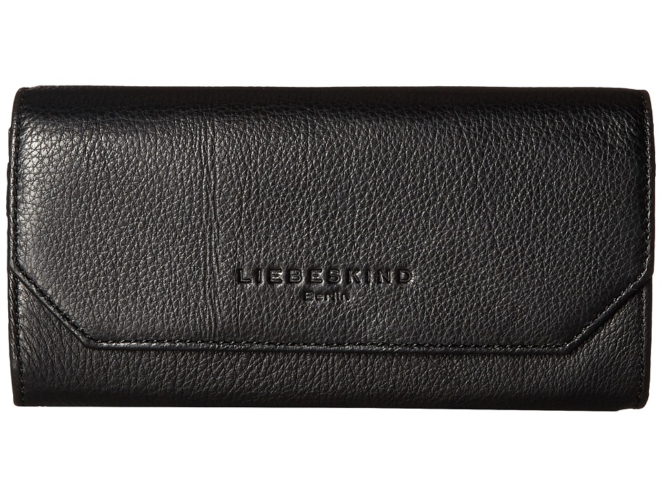 Liebeskind - Onna B (Black) Wallet Handbags