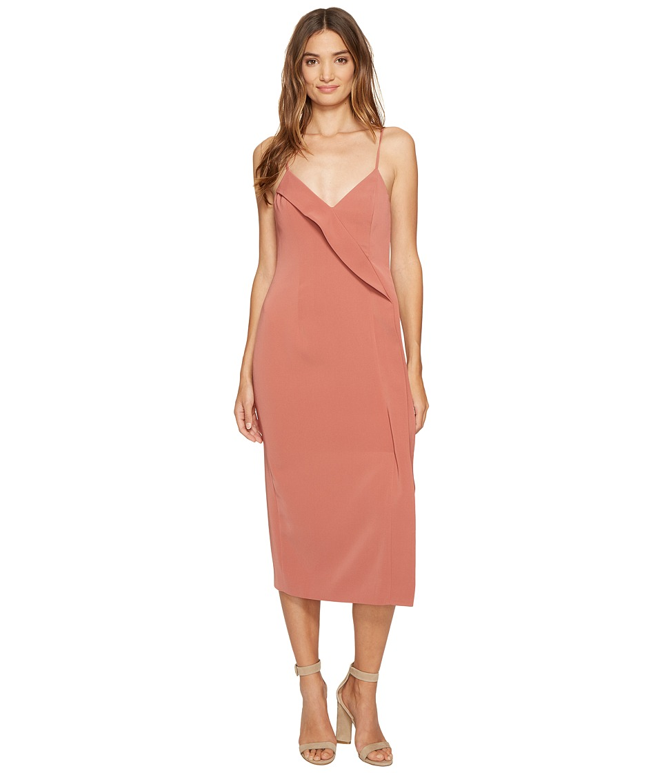 KEEPSAKE THE LABEL Overpowered Dress (Spice) Women