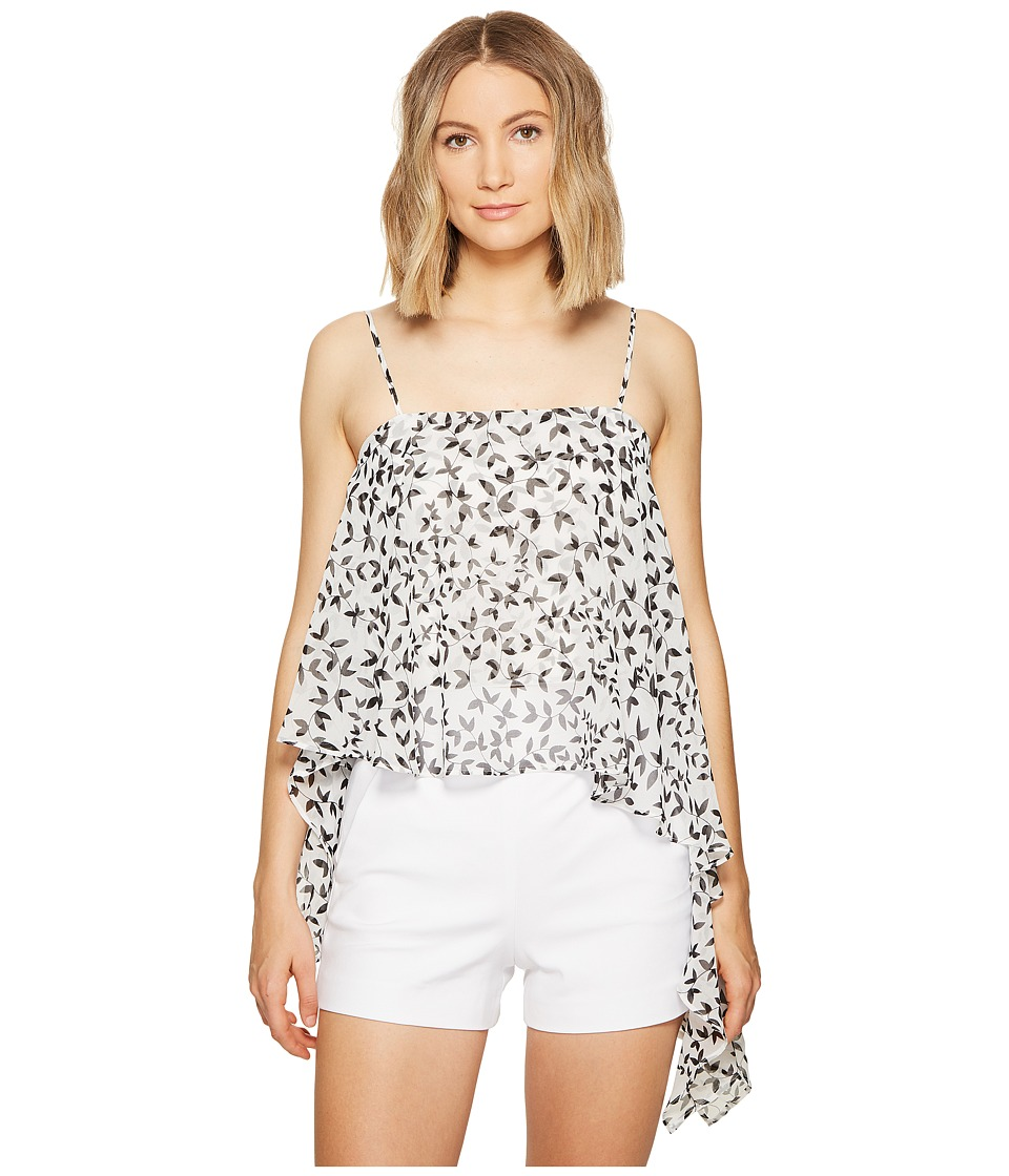 KEEPSAKE THE LABEL - Overpowered Top (Light Ivy Print) Women's Clothing