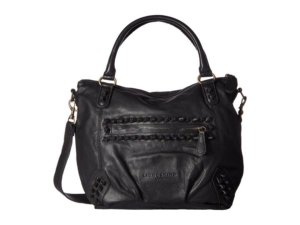 Liebeskind - Greta BO (Black) Satchel Handbags