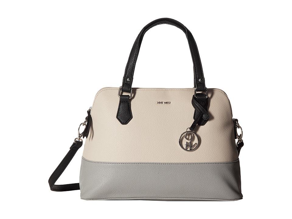 Nine West - Dealing Times (Natural/Mist/Black) Handbags