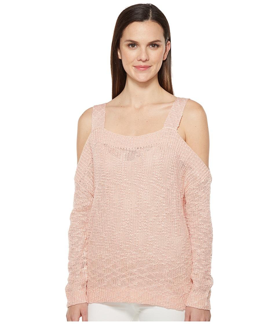 Brigitte Bailey - Knockabout Cold Shoulder (Blush) Women's Clothing