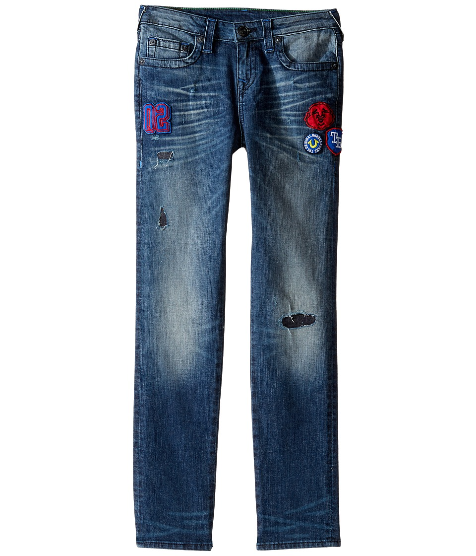 True Religion Kids - Rocco Jeans in Decoded Wash (Big Kids) (Decoded Wash) Boy's Jeans