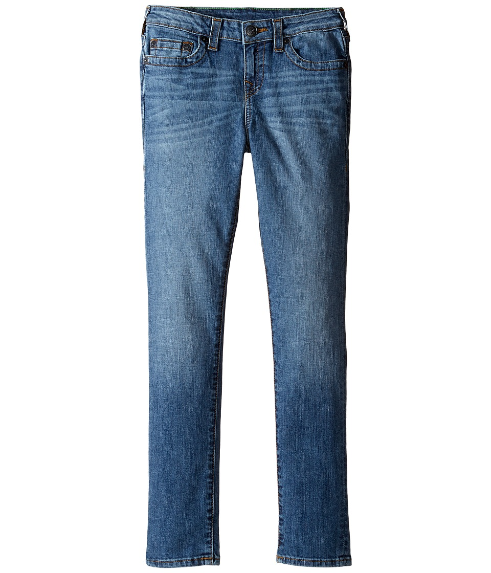 True Religion Kids - Tony Jeans in Casper Blue (Big Kids) (Casper Blue) Boy's Jeans