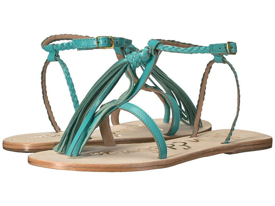 Sam Edelman - Erica (Turquoise) Women's Sandals