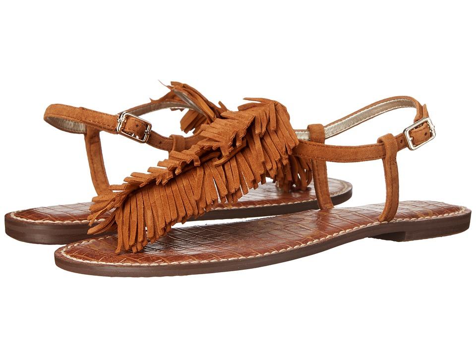 Sam Edelman - Gela (Saddle Suede) Women's Sandals