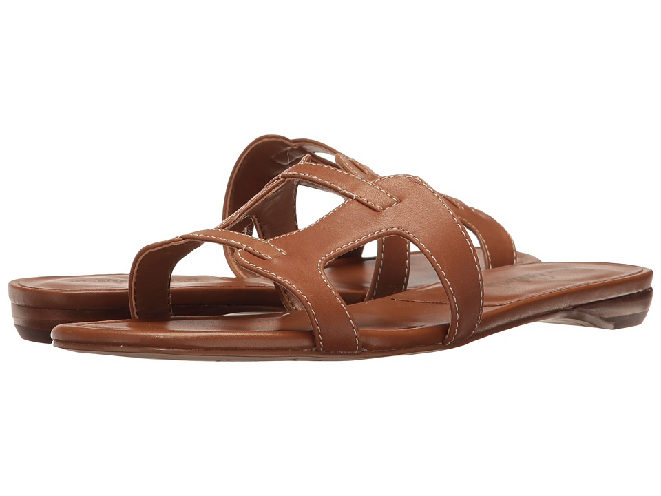 Sam Edelman - Beverly (Saddle Leather) Women's Sandals