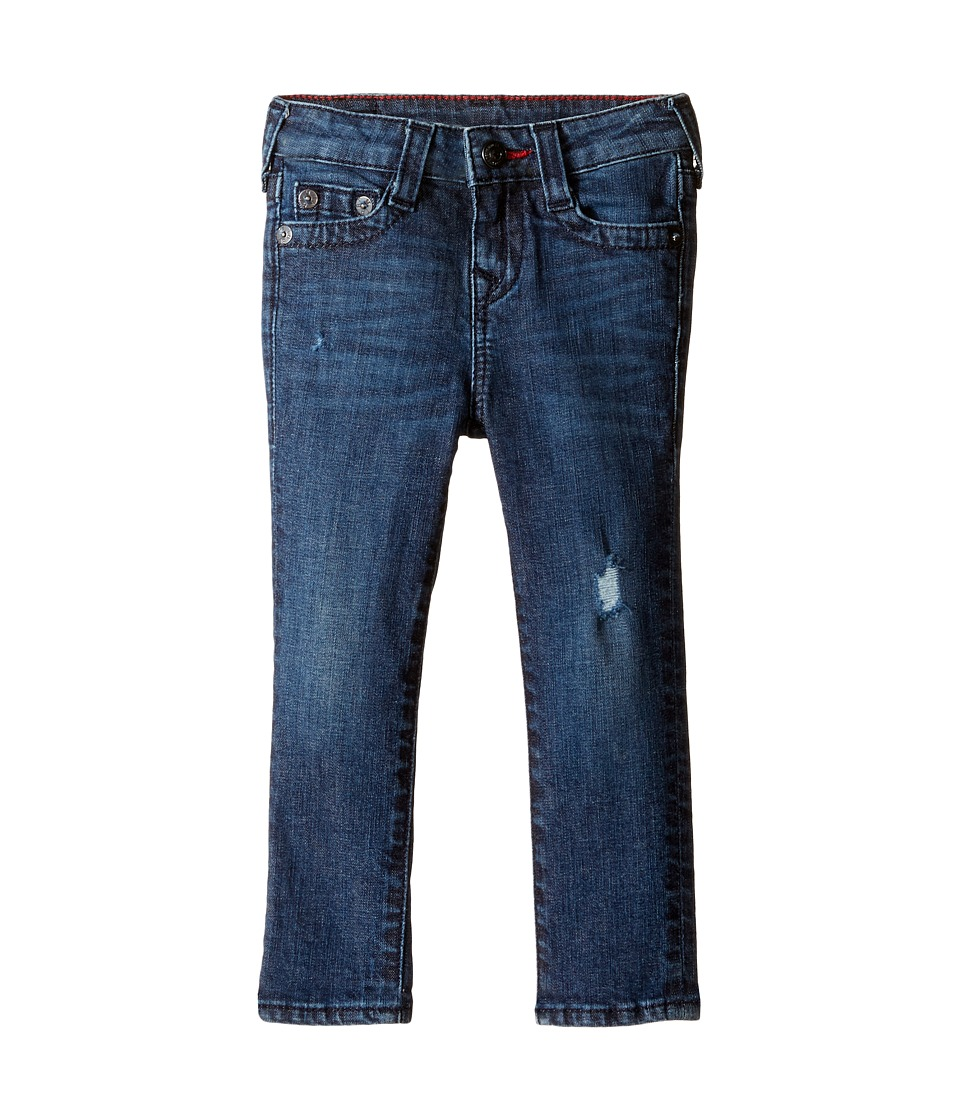 True Religion Kids - Rocco Jeans in Element Wash (Toddler/Little Kids) (Element Wash) Boy's Jeans